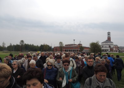 VII Pielgrzymka Żywego Różańca do Łagiewnik 2016